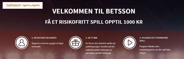 Betsson betting bonus 2017