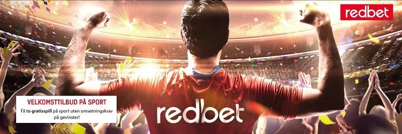 Redbet – Ny bettingside på nett med 200% bonus