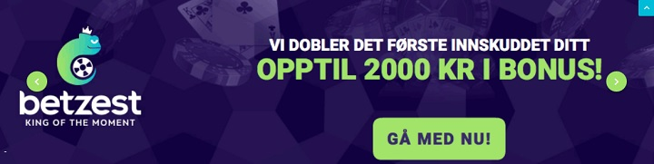 Betzest ny bettingside for odds og casino