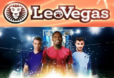 Vinn Premier League trøye med Leo Vegas Sport