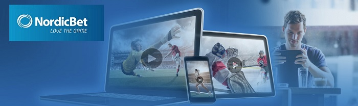 Nordicbet livestream med Bundesliga og Primera División