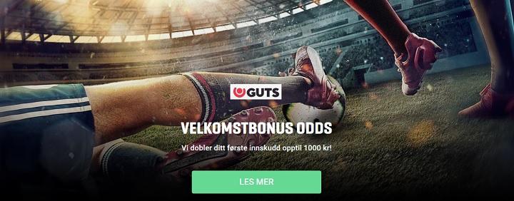 Guts oddsbonus